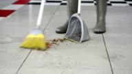 Sweeping video