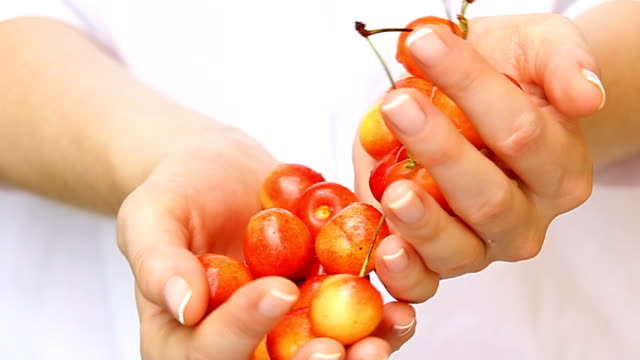 sweet cherry video