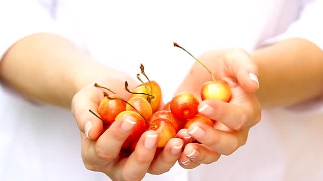 sweet cherry video
