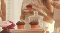 Sweet party food video