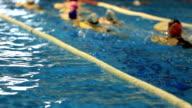 swim training video