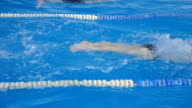 Swimmers Swims Butterfly video