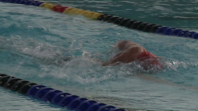 Swimmers video