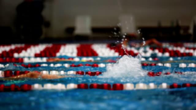 Swimming Lanes video