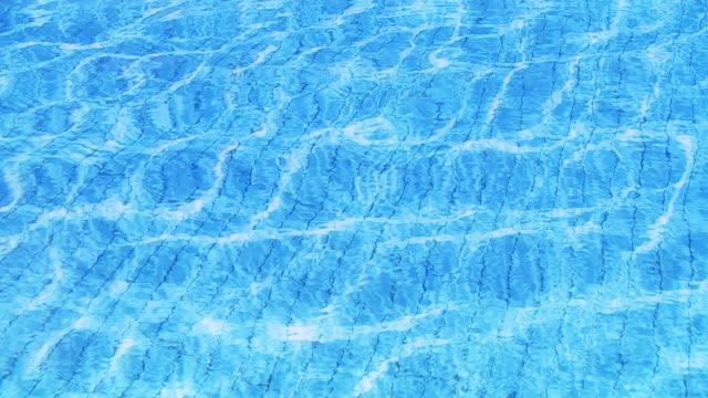 HD SLOW MOTION: Swimming Pool video