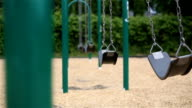 Swing Fast Bush Background video