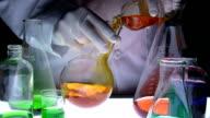 Swirling Biofuel video