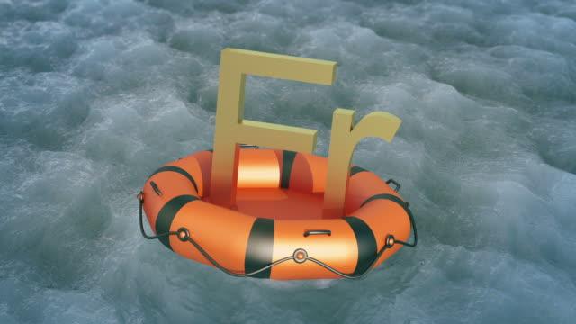 Swiss franc in the ocean of crisis video