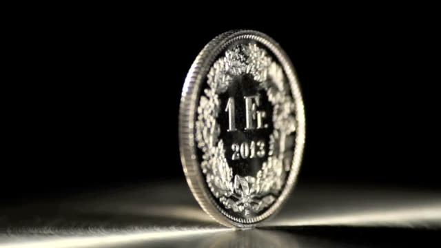 Swiss franc video