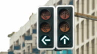 Swiss traffic lights video