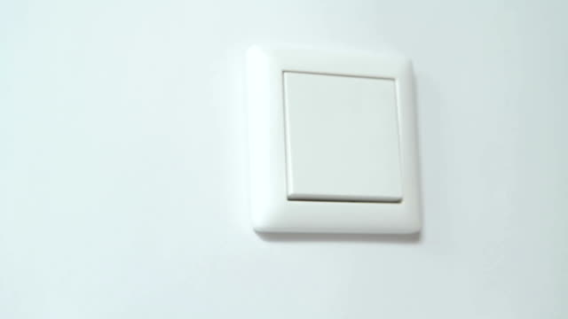 Switch on a White Wall video