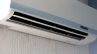 Switching off  air conditioner video