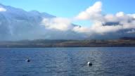 Switzerland Pyramid Niesenhorn and Thun Lake video