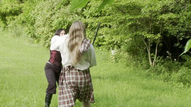 Sword Fight 02 MS video