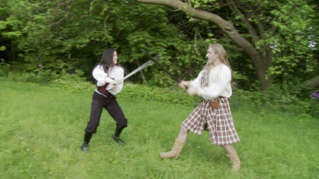 Sword Fight 03 HH video