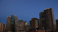 Sydney Australia city scape skyline timelapse. A popular tourisum destination. video