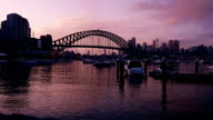 Sydney, Australia: Early Morning video