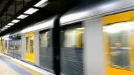 Sydney Commuter Train, Australia video
