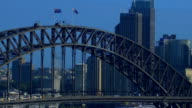 Sydney Harbor Bridge, Australia video