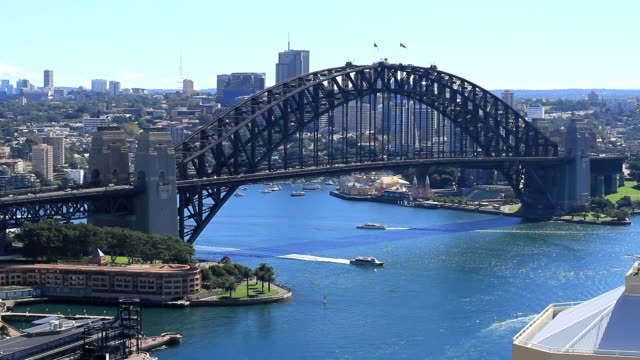 Sydney Harbor Bridge video