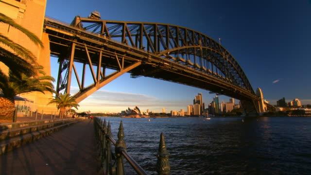 Sydney Harbour Bridge Australia video