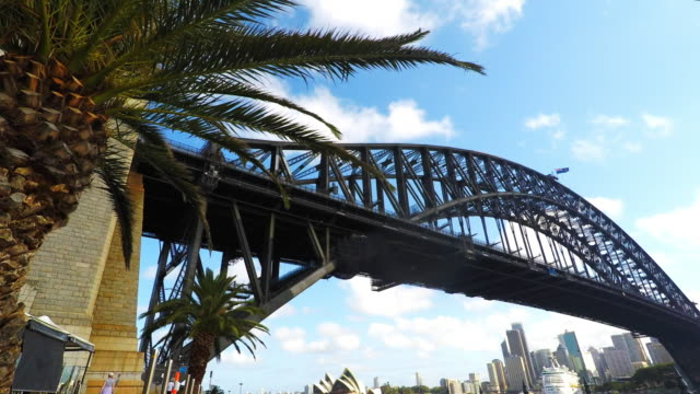 Sydney Harbour Bridge, Australia video