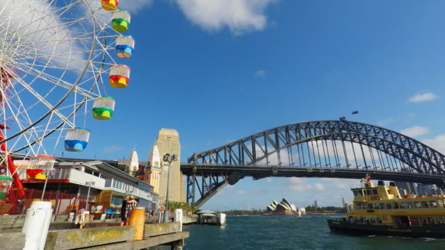 Sydney Harbour Bridge, Australia video