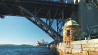 Sydney Harbour Cityscape video