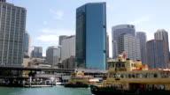 Sydney Harbour Ferries video