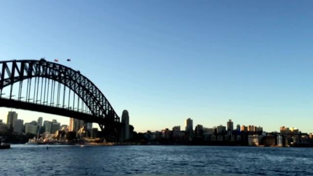 POV Sydney Harbour Ferry Commute video