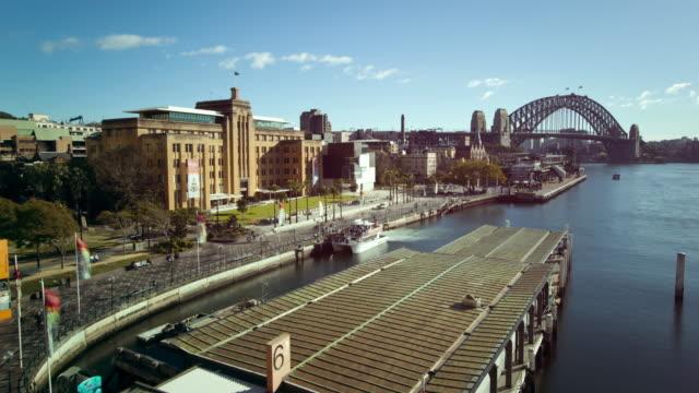 Sydney Harbour Motion Timelapse video