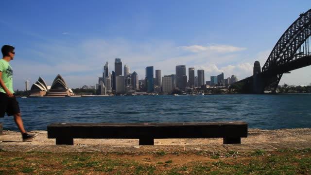 Sydney Skyline video