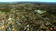 Sydney Suburbs Aerial video