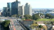 Sydney Traffic, Multiple Lane, Harbour Bridge, Cityscape, Australia video