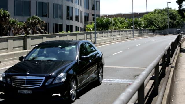 Sydney Traffic video