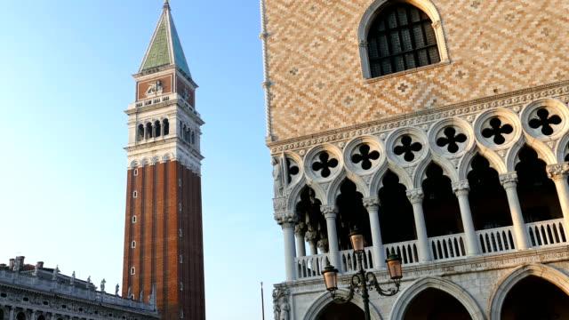 Symbols of Venice, Italy. 4K video
