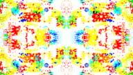 FLOWER TRANCE : symmetry, bright (TRANSITION) video