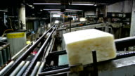 Synthetic rubber production line video
