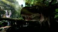 t rex video