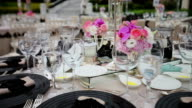 Table decoration video