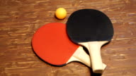 Table Tennis Racket video