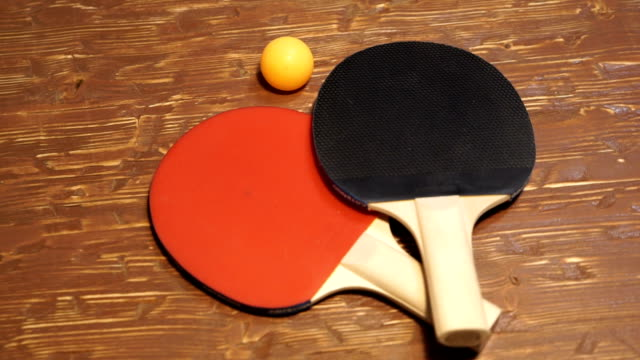 Table Tennis Racket video