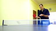 Table tennis video
