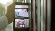 Tablet bookshelf   INF video
