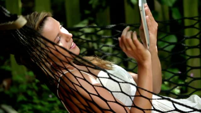 Tablet PC hammock   CM LI video