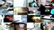 Tablet work composite   DE video