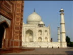 Taj Mahal in Agra India video