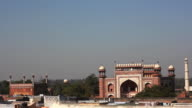 Taj Mahal in Agra, India video