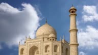 Taj Mahal in India video