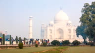 Taj Mahal - India. video